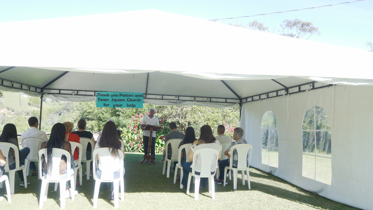 The Tent of Meeting- Greece and Mountain churches in Colombia