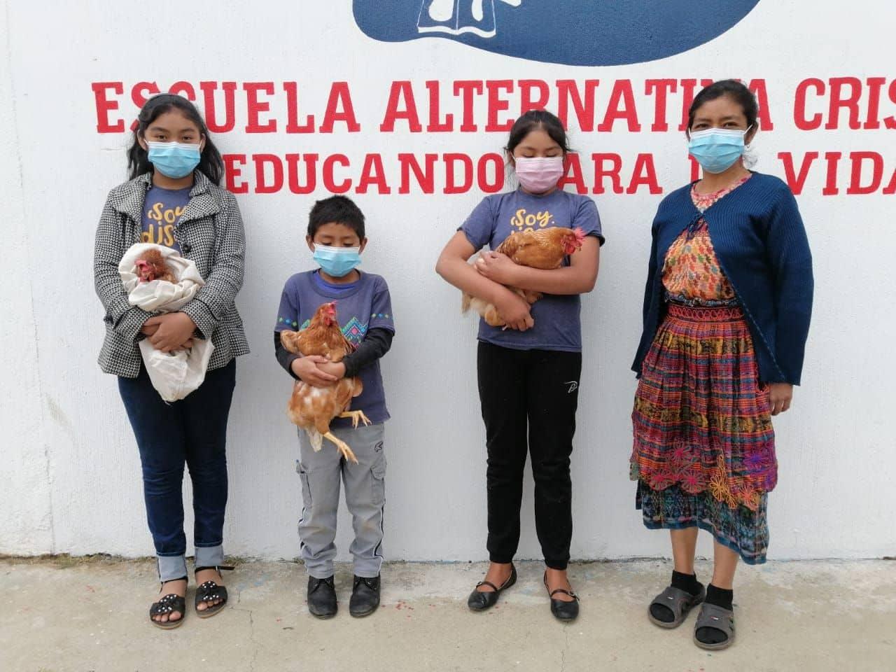 Feeding Programs in Guatemala