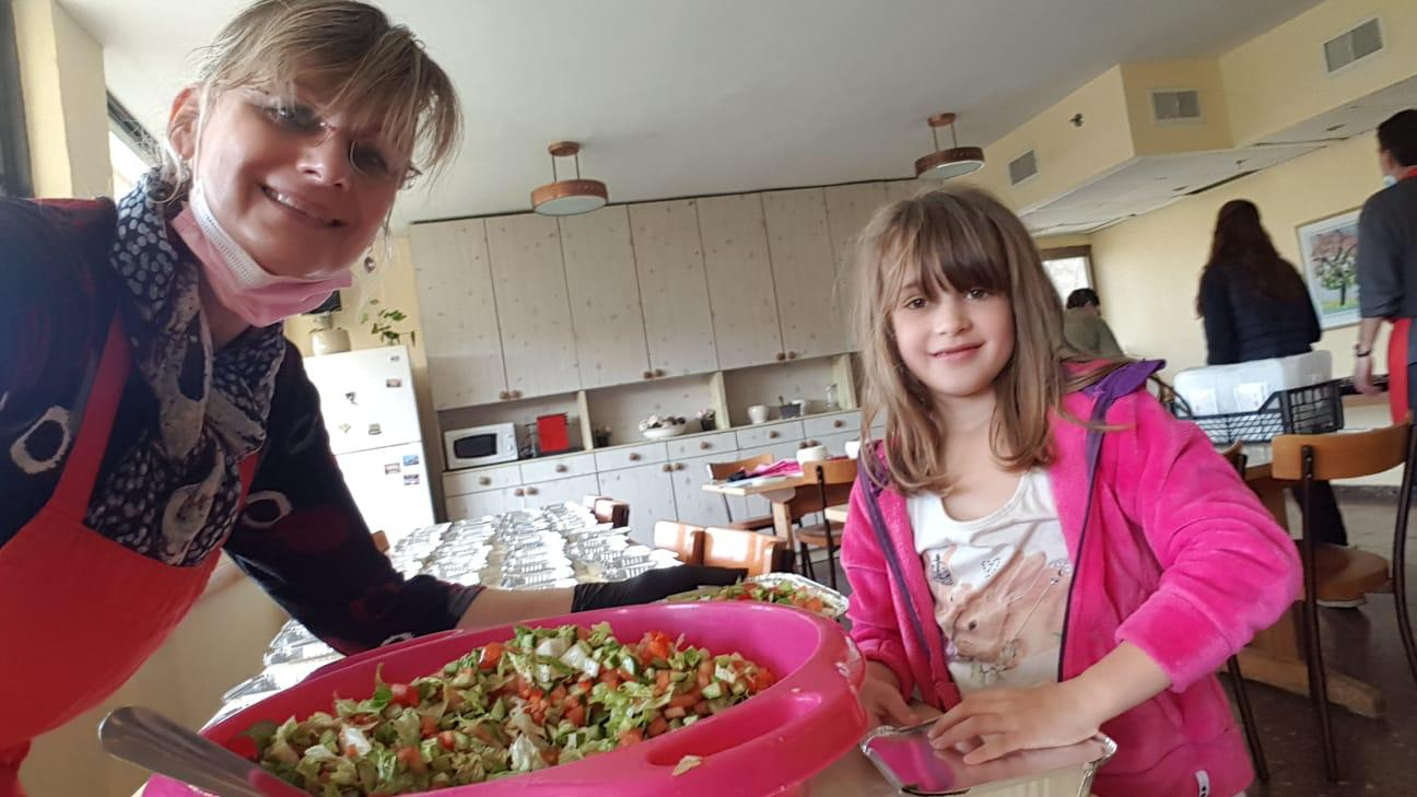 Israel – Feeding Widows and Non-Believers