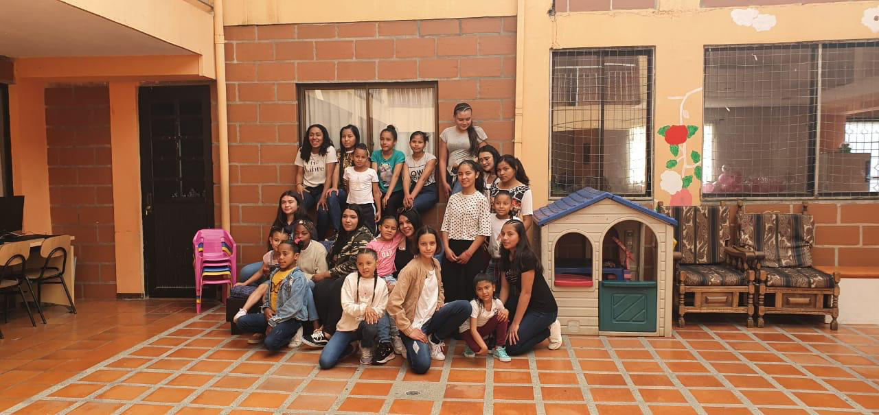 SantaElena Orphanage – Anew life and hope for abused girls