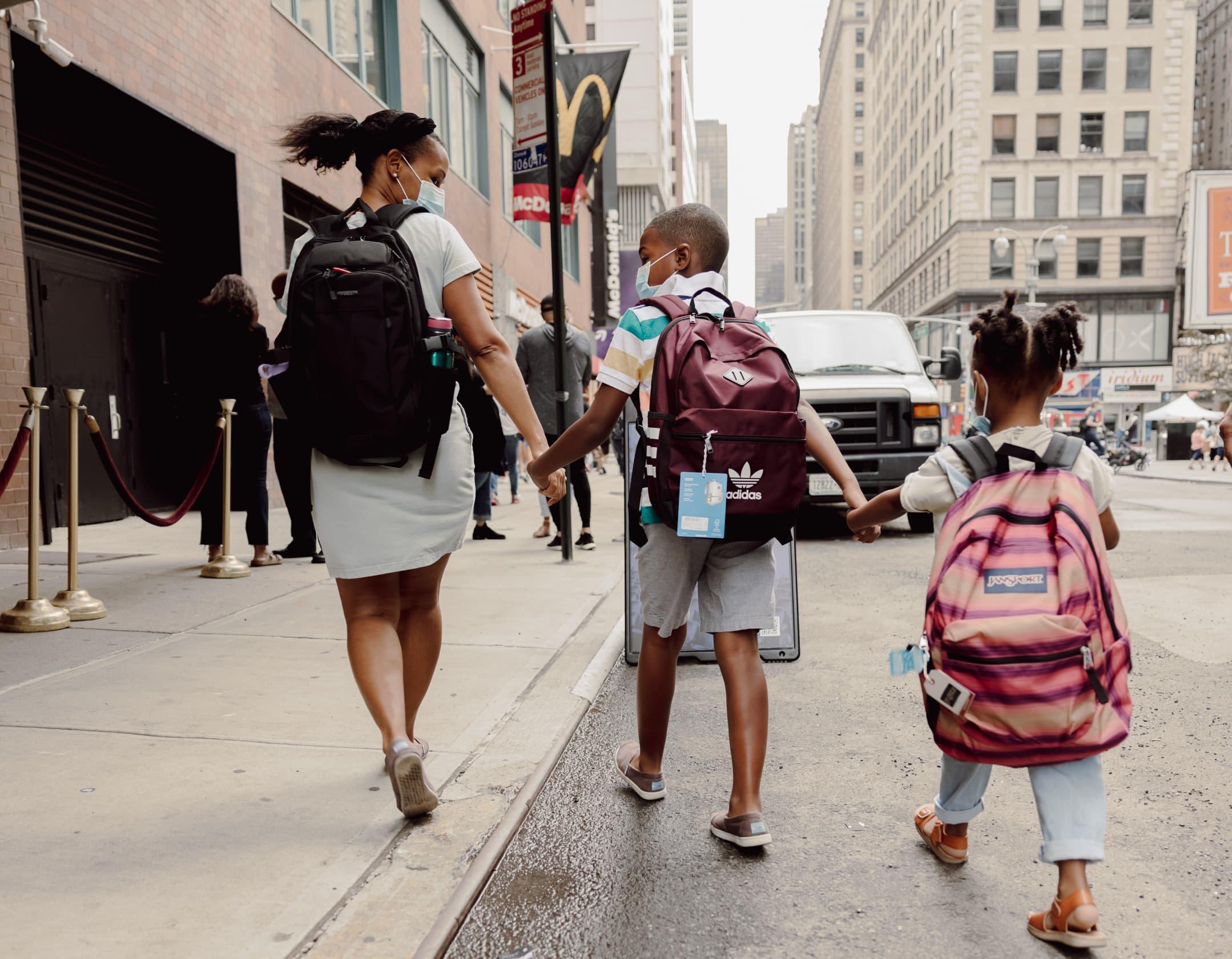 Backpack Jam
