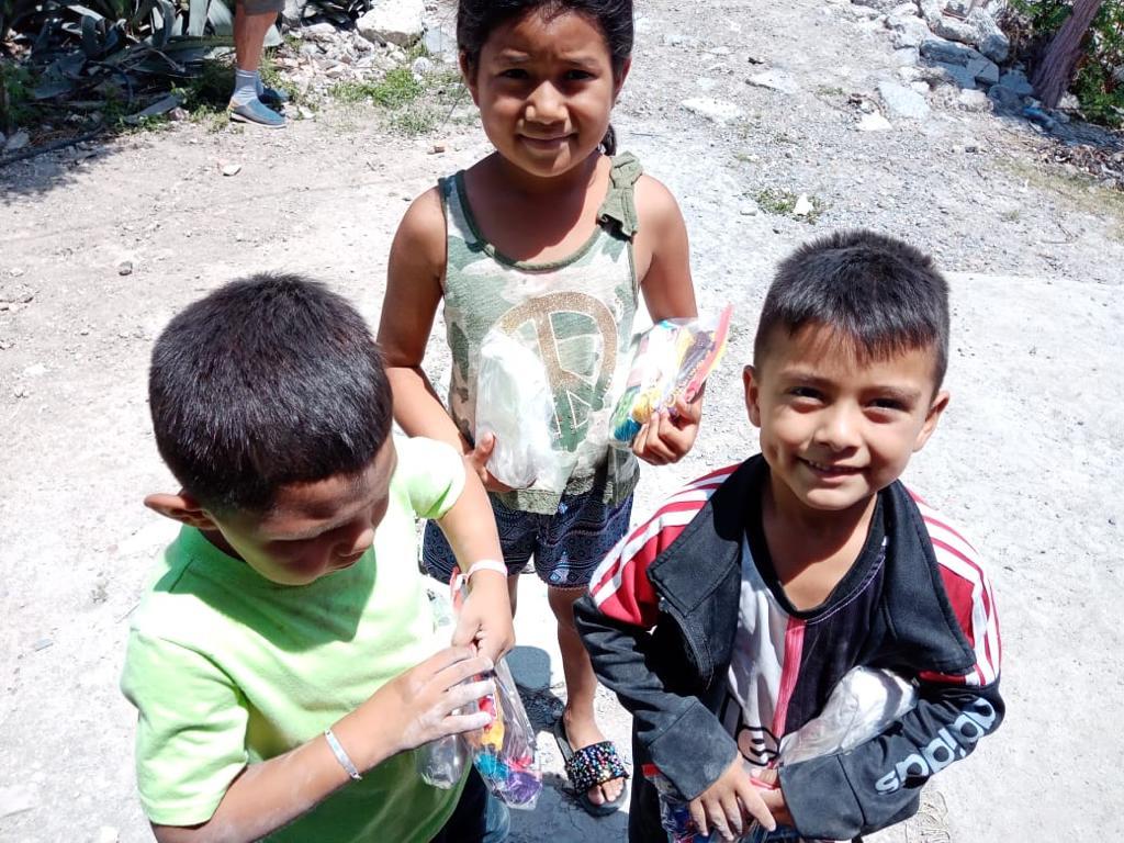 Feeding Kids and Families in Reynosa's Garbage Dump