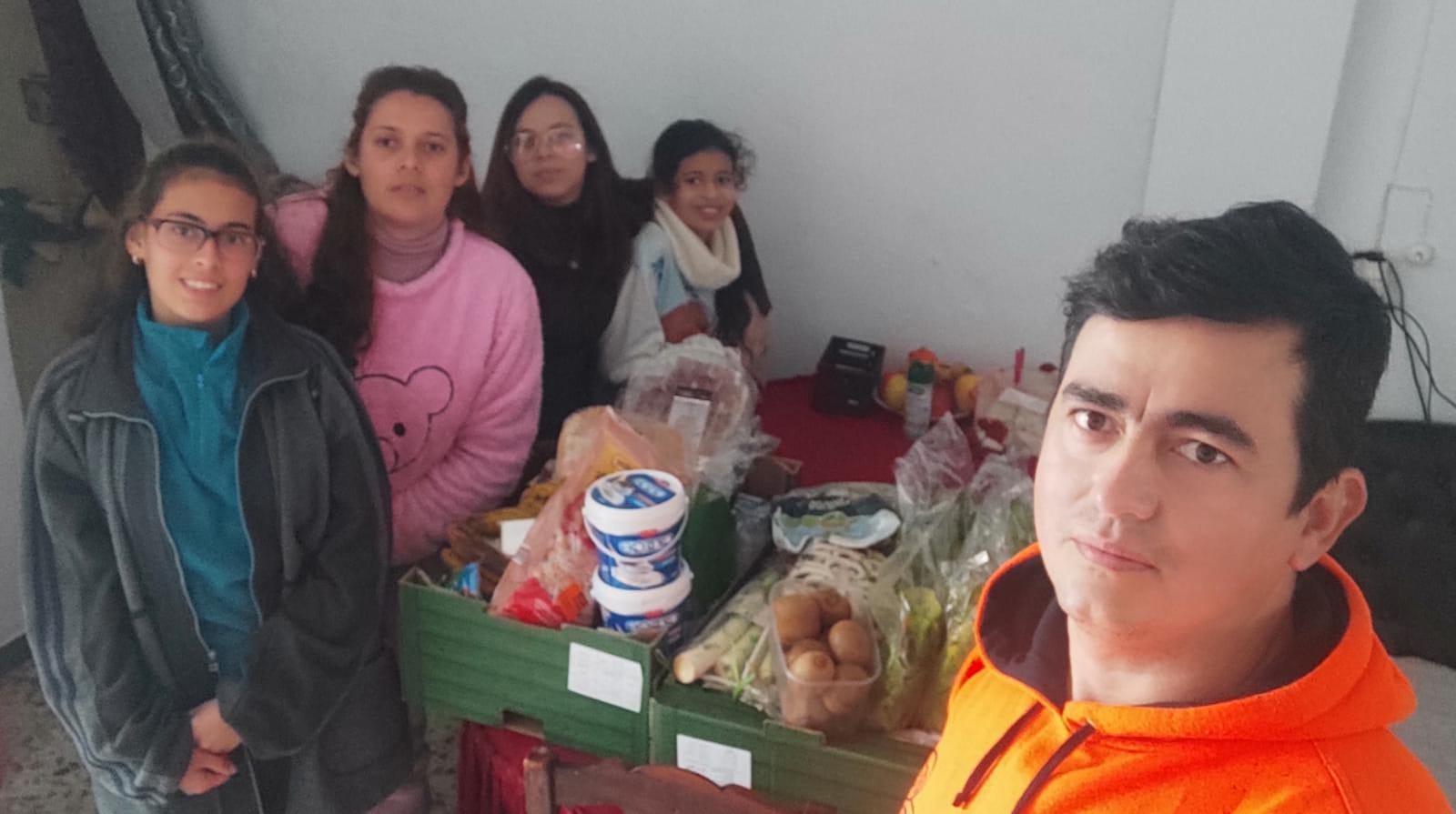 New Feeding program partnership in Málaga, Spain